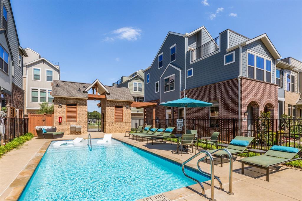 Flowering Peach Lane Dallas Texas Modern Homes For Sale